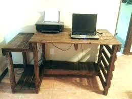 Computer Desk Designs For Home Interesting Design Ideas