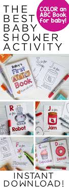 Small Picture Best 25 Abc baby shower ideas on Pinterest Baby shower crafts