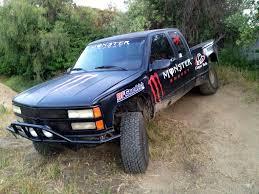 95-98 Chevy prerunner fiberglass fenders | Baja | Pinterest | Road ...