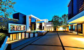 modern luxury homes fresh in innovative sophisticated home design with cozy terrace and swimming pool showing absolute