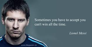 Messi Quotes