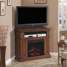 building electric fireplace media center review with battery operated space heater curtains recessed modern wall hung