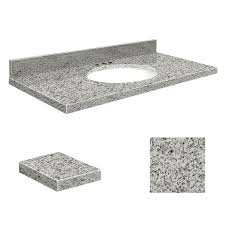 Shop Transolid Rosselin White Granite Undermount Single Sink ...
