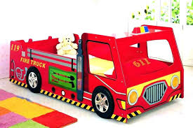 fire truck toddler bed kidkraft
