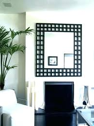 wall mirrors for living room. Modern Mirrors For Living Room Wall Mirror Decor Classic Entryway Kids Curtains H