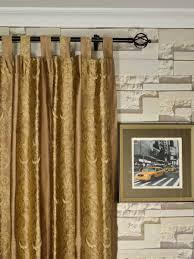 ... Rainbow Embroidered Classic Damask Tab Top Dupioni Silk Curtains  Heading Style Rainbow Embroidered Classic Damask Tab Top Dupioni Silk Curtains  Heading ...