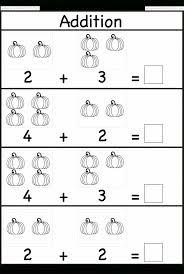 Kindergarten Addition Worksheets For Kindergarten | Lobo Black Base ...