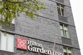 hilton garden inn long island city