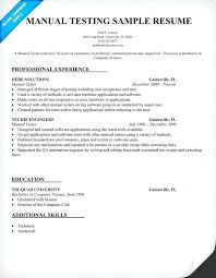 memory test engineer sample resume manual tester sample resume awesome software  testing resume resume templates word .