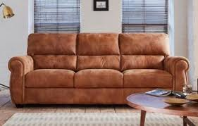 brown leather sofas. Brilliant Leather GXD Portici 3 Seater Sofa Outback Throughout Brown Leather Sofas R