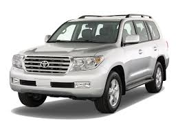 2008 Toyota Land Cruiser Reviews and Rating | Motor Trend