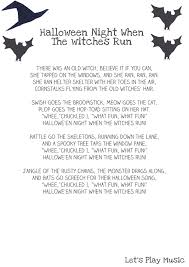 spooky sound stories for halloween let s play music halloween night when the witches run spooky sound stories