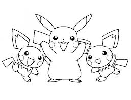 Pikachu Coloring Pages Xflt Pikachu Coloring Pages Free Fjushis