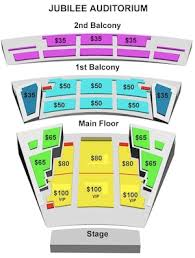 Jubilee Theatre Edmonton Seating Chart Nsyshows