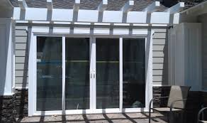 we 4 panel door with suncoatmax