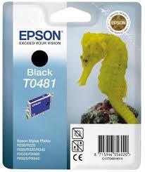 <b>Картридж</b> для принтера <b>Epson T0481</b> (<b>черный</b>) купить в Москве ...
