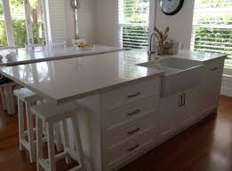 Charming Ikea Kitchen Island With Seating And Galley Gallery