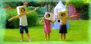 Resultado de imagen de niños + jugando