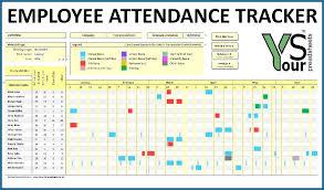 Employee Time Tracking Spreadsheet 965
