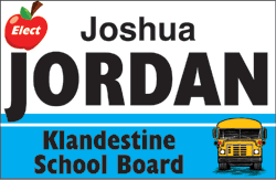 political campaign bumper stickers templates for school board election buttons postcards signs