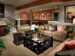 Finished Basements Add Space And Home Value HGTV - Ununfinished basement before and after