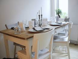 Kitchen Table Paint Vosgesparis Old Tables And White Chalk Paint