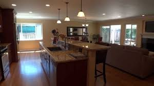 Ranch Kitchen Remodel Awesome Renovated Ranch House Youtube