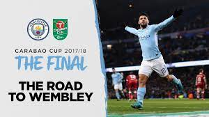 Carabao Cup 2017/18 - The Road to Wembley - YouTube