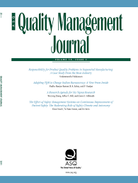 A Research Agenda for Six Sigma Research: Quality Management Journal: Vol  18, No 1
