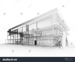 modern office architecture design. Blueprint Design Of Modern Office Building. Architects And Designers Drawing. Architecture G