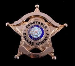 Constable Dallas County Texas Northeast Badge