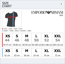 Armani Jeans Jacket Size Chart The Best Style Jeans