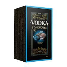 "<b>Набор</b> шоколадных <b>конфет Pergale</b> ""<b>Vodka</b>"", с содержанием ..."