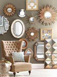 framed wall mirrors