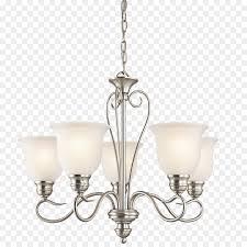 lighting chandelier brushed metal light fixture cartoon chandelier