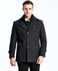 plus size long pea coat new winter wool slim fit jackets casual warm outerwear jacket and plus size long pea coat