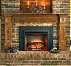 gas fireplace insert with er er s without kit canada gas fireplace insert