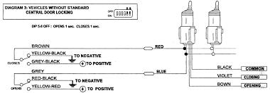trunk lock actuator wiring diagram central lock wiring diagram universal central wiring diagrams universal door lock actuator wiring diagram jodebal com