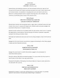 Us Resume Format Resume Usa format Unique Exclusive Ideas Resume Usa 100 Federal 83