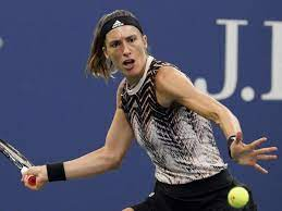 Tennis-Grand-Slam-Turnier: Petkovic scheidet bei US Open gegen Muguruza aus  - Sport - Esslinger Zeitung