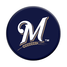 Milwaukee Brewers PopSockets Grip