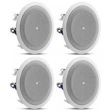 jbl in ceiling speakers. jbl 8128 4pc 8 inch in-ceiling speakers jbl in ceiling