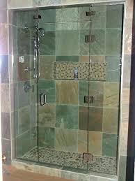 glass shower doors frameless beautiful seamless glass shower doors glass shower door installation in frameless glass