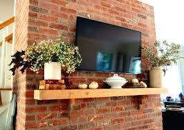 white fireplace mantel decorating brick decor images ideas planked mantle and home decorations for