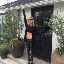 Julianne Hough Shows Off Abs on ...