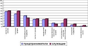 Принципы развития предпринимательства в России Рефераты ru Гистограмма № 2