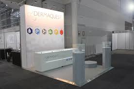 Display Stands Melbourne Cool 32 DISPLAYS Dermaquest Clinic Care 32 DISPLAYS Display