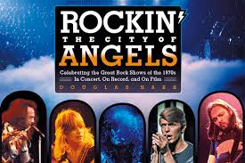 douglas harr interview on new book rockin the city of angels 70s concerts and coffee table books in 2017