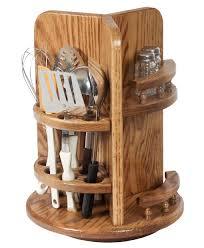 Kitchen Utensil Holder Kitchen Utensil Lazy Susan Amish Direct Furniture