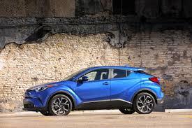 Toyota Recalls C-HR SUVs Due to Parking Brake Problems ...